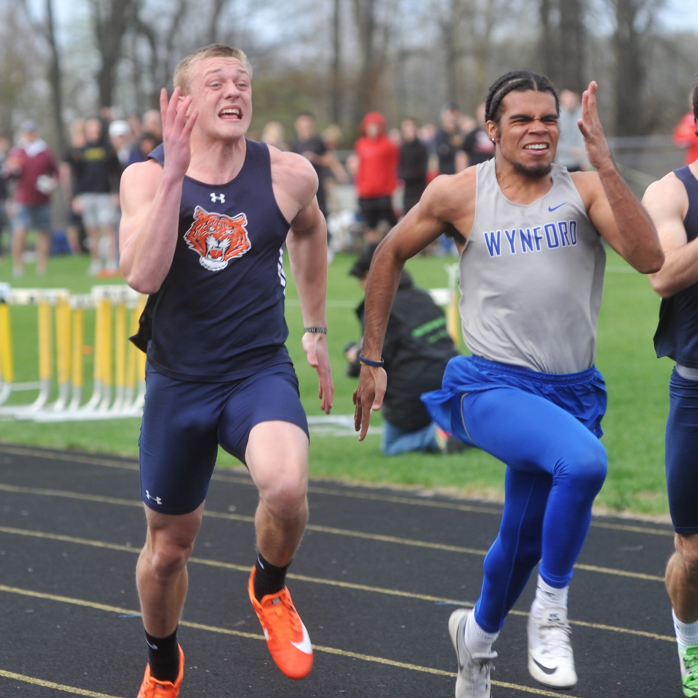 Clean sweep: Galion wins fifth-straight Crawford County Meet titles