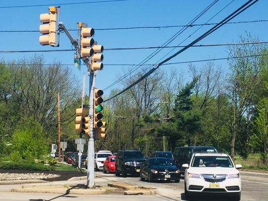 Camden County plans to rebuild the intersection of Haddonfield-Berlin and Evesham roads as part of a $4.3 million project.
