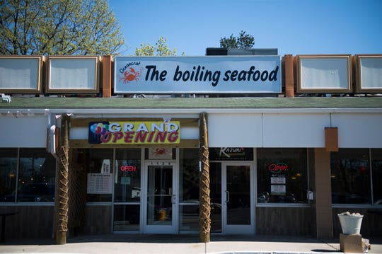Oceancrat The Boiling Seafood in Mount Laurel, N.J.