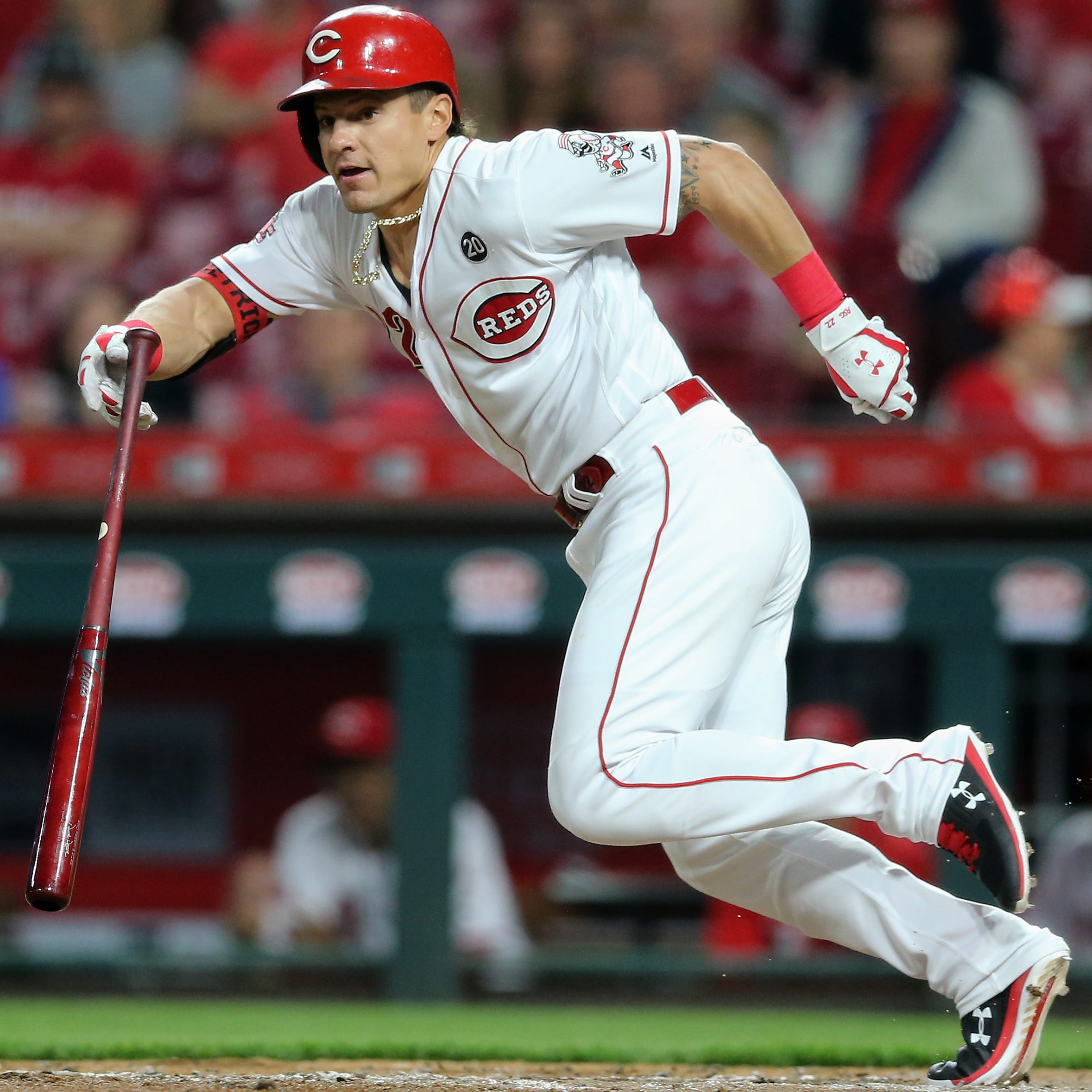 To bunt or not, that is a question the Reds ponder often