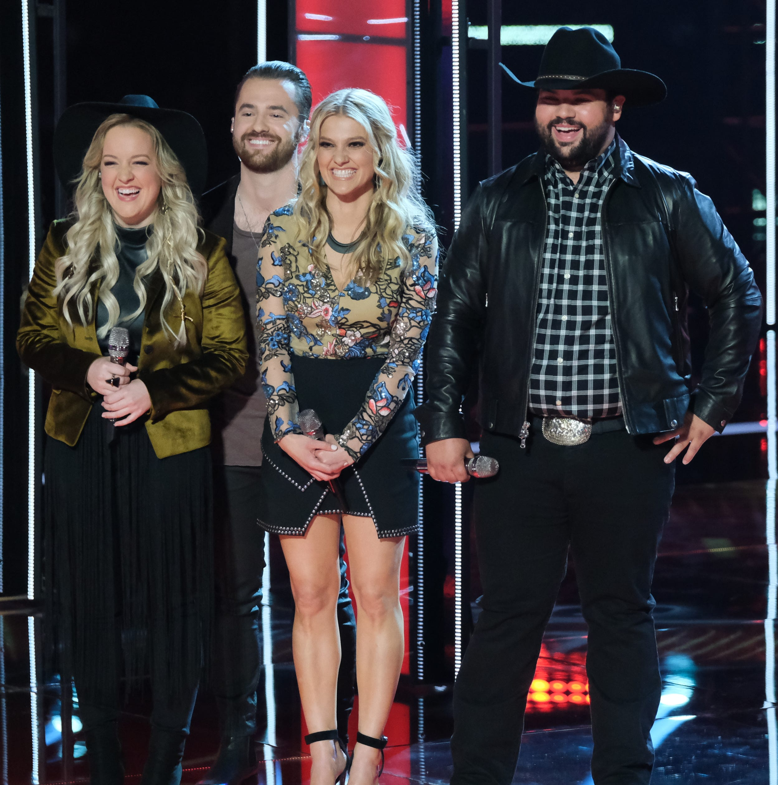 The Bundys on 'The Voice': Do they stay or do they go? Results are in for Cincinnati trio
