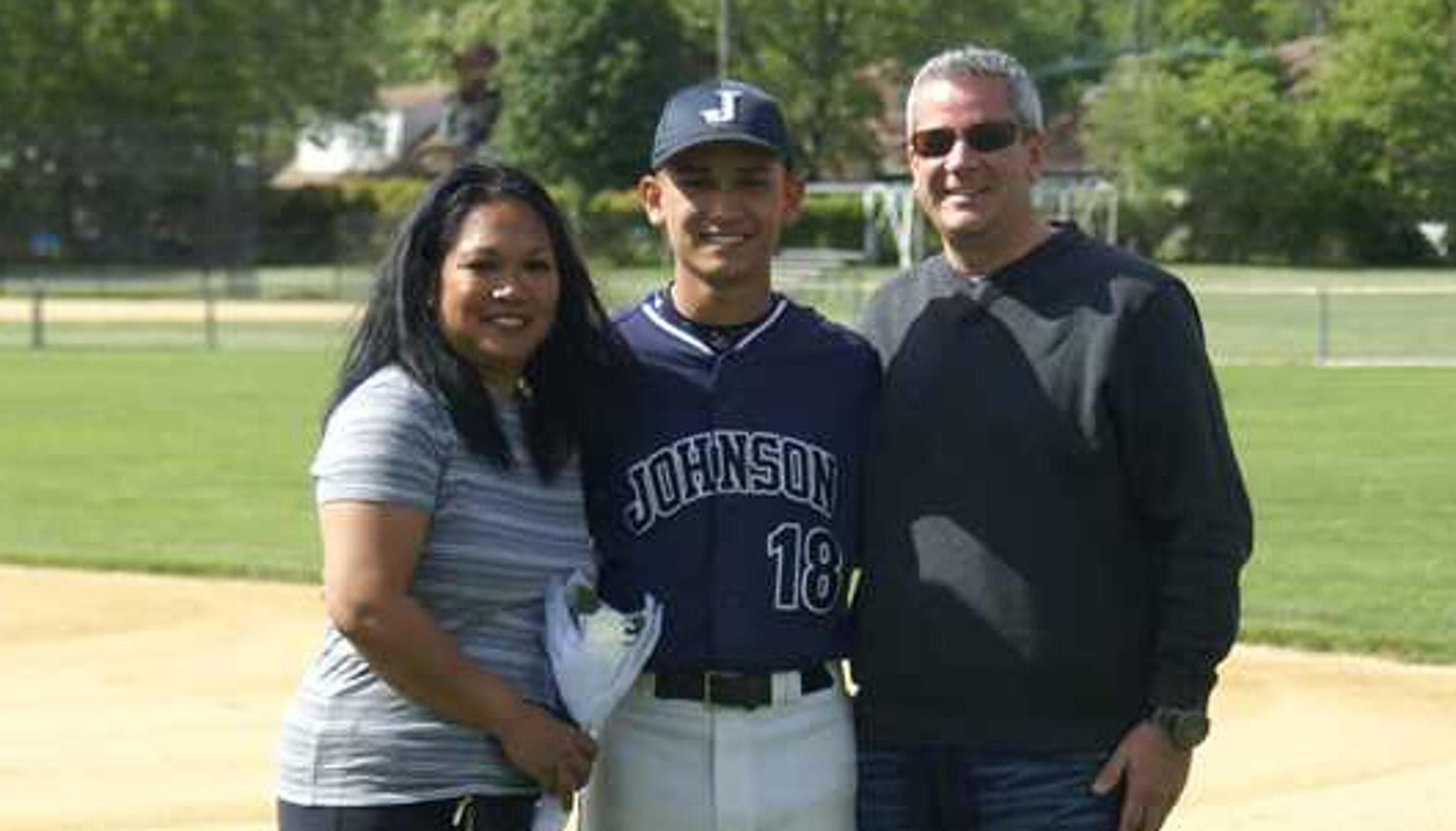 7a10d05d96b Arthur L. Johnson and St. Joseph baseball teams will honor Michael Sot