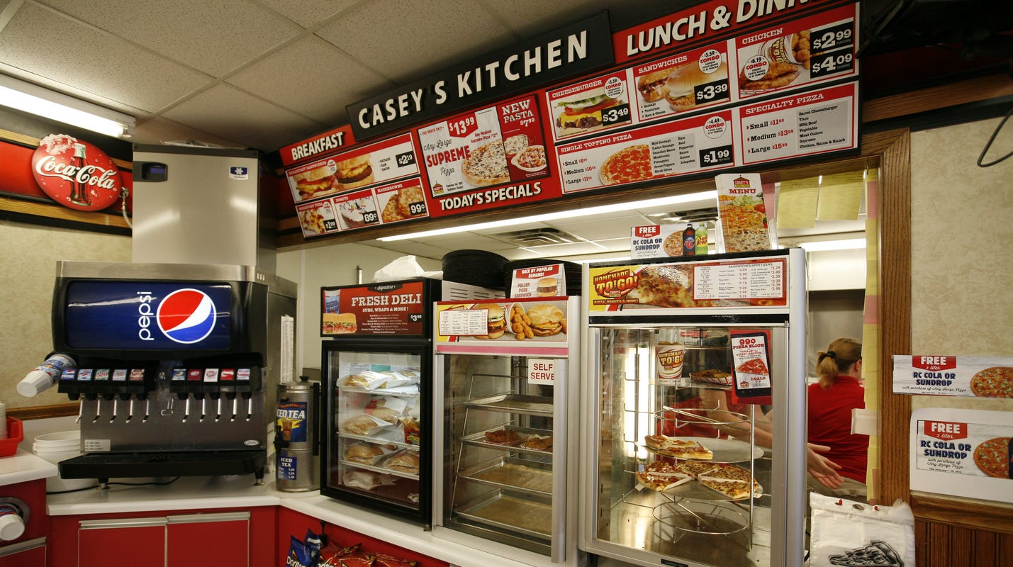 New Casey's General Store planned for Des Moines' south side