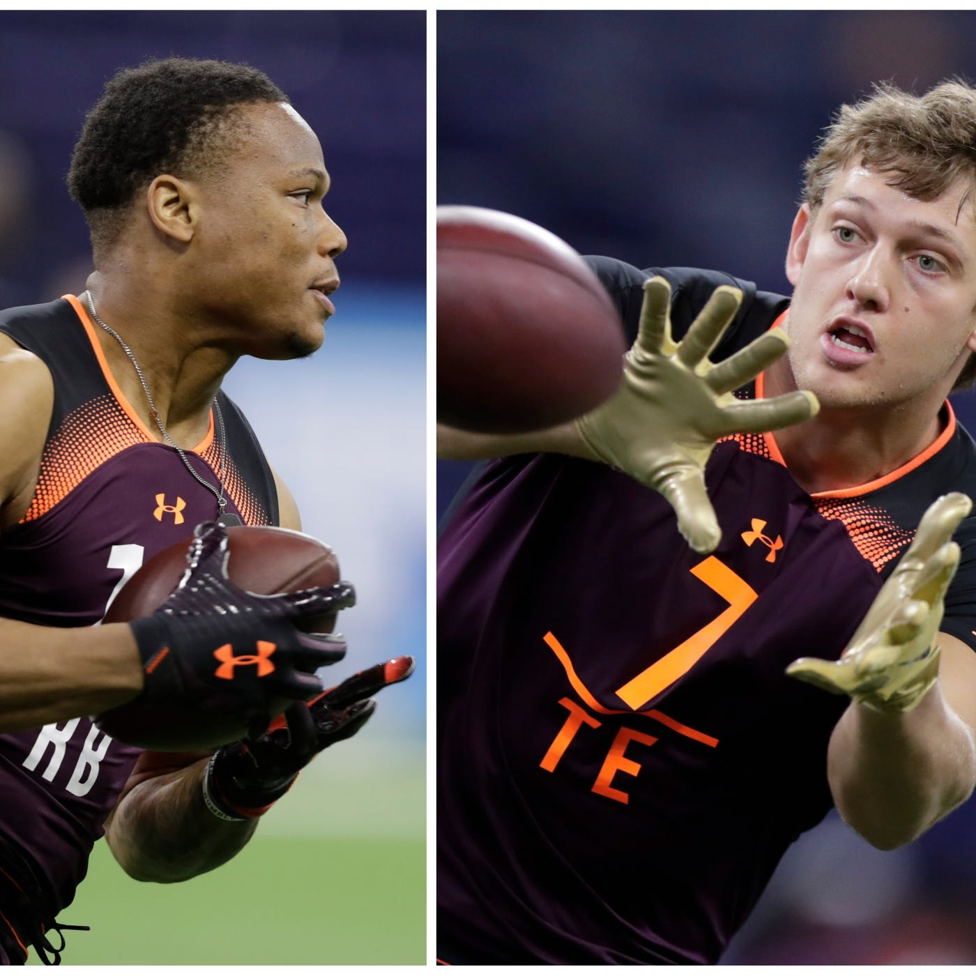 NFL Draft: Final national predictions on where top Cyclones, Hawkeyes will land