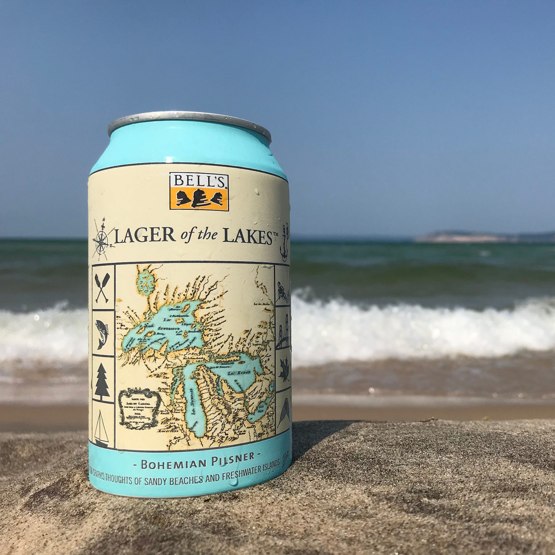 Five crushable Michigan beers for warm, sunny days
