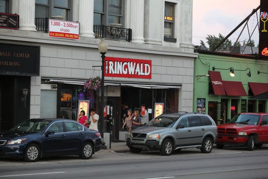 The Ringwald Theatre in Ferndale offers student discounts on tickets and value pricing on Mondays to help keep theater accessible.