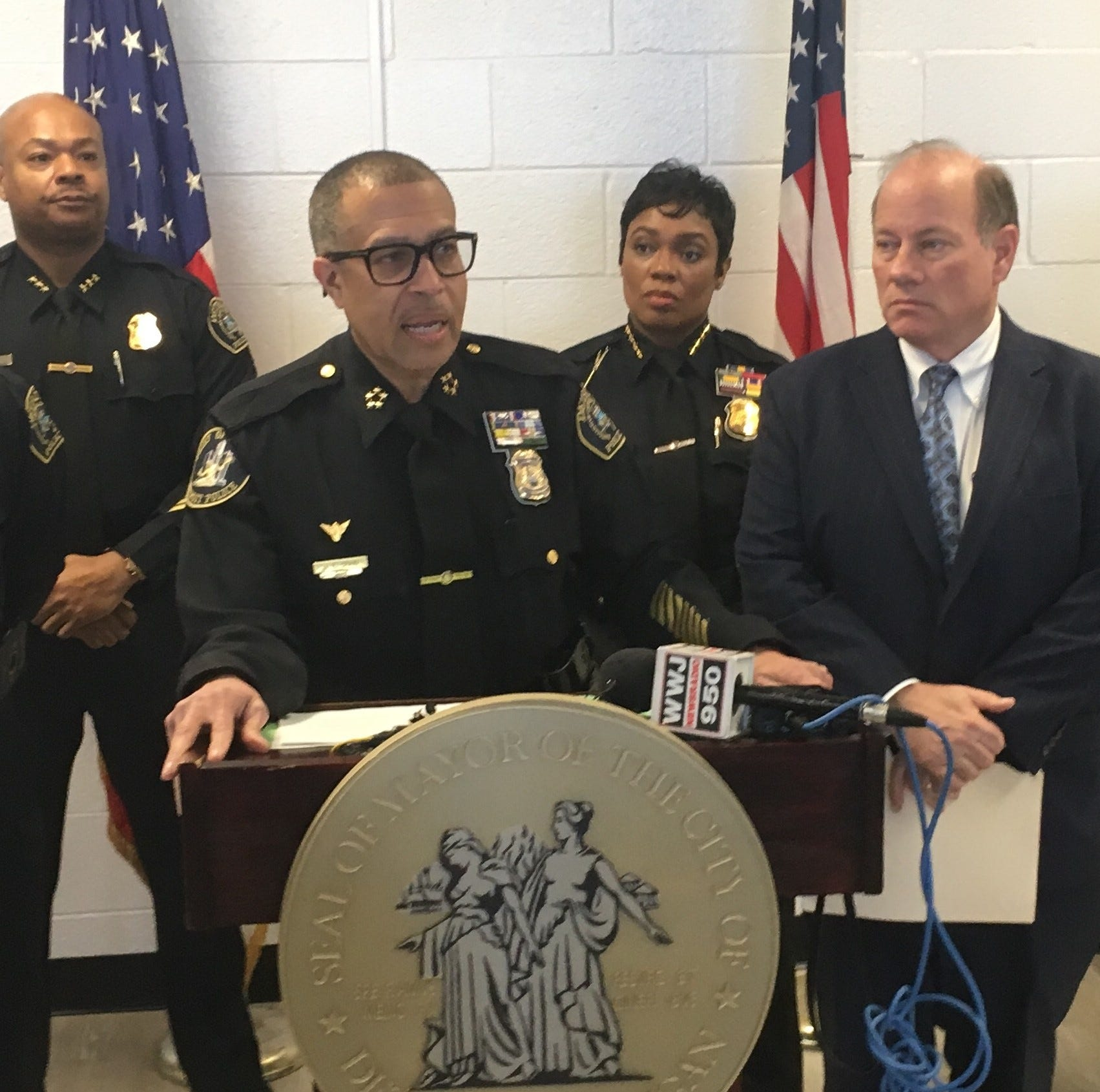 Detroit police chief cites 'racially tone deaf' culture in 6th Precinct