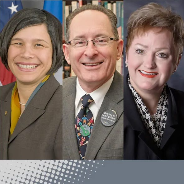 Candidates for state school superintendent job narrowed to three