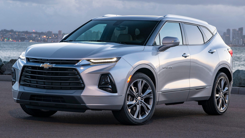 GM's Mexico-made Blazer becomes political pariah of Detroit