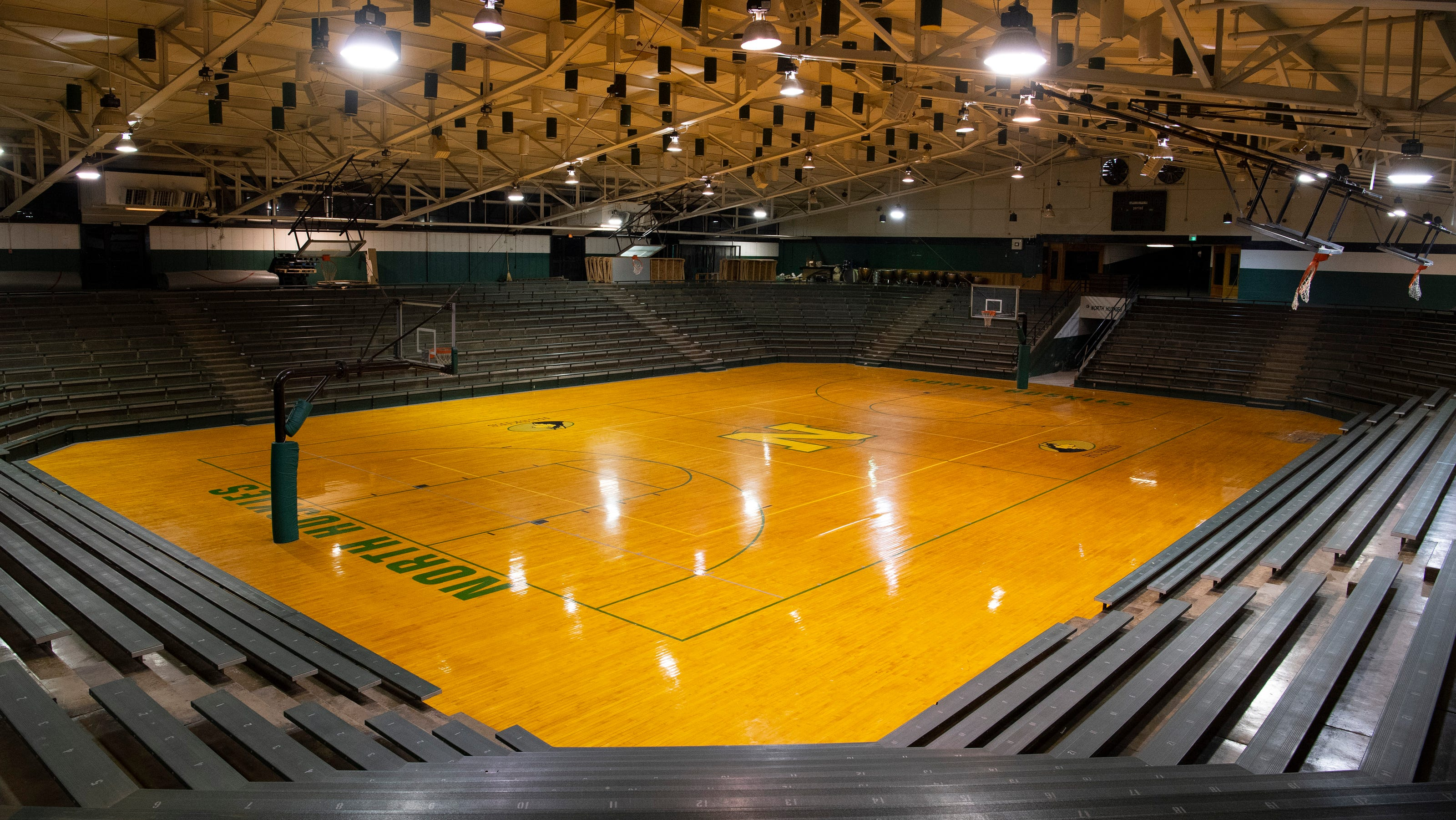 Old North Gym Out Of Commission Not Feasible To Renovate