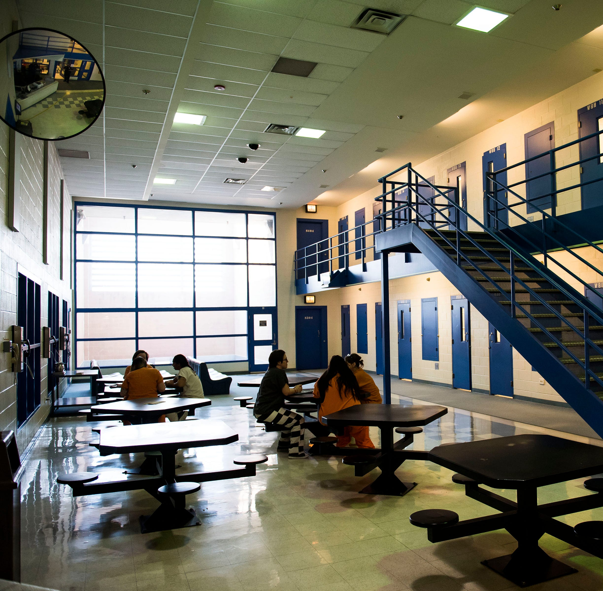 Report: 32 minutes elapsed between checks on jail inmate who died by suicide