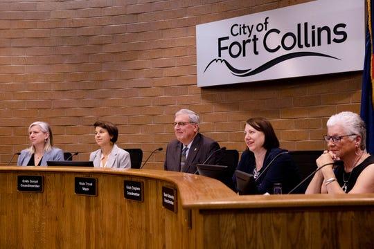 First majority-woman council is sworn in as members bid adieu to Horak, Martinez