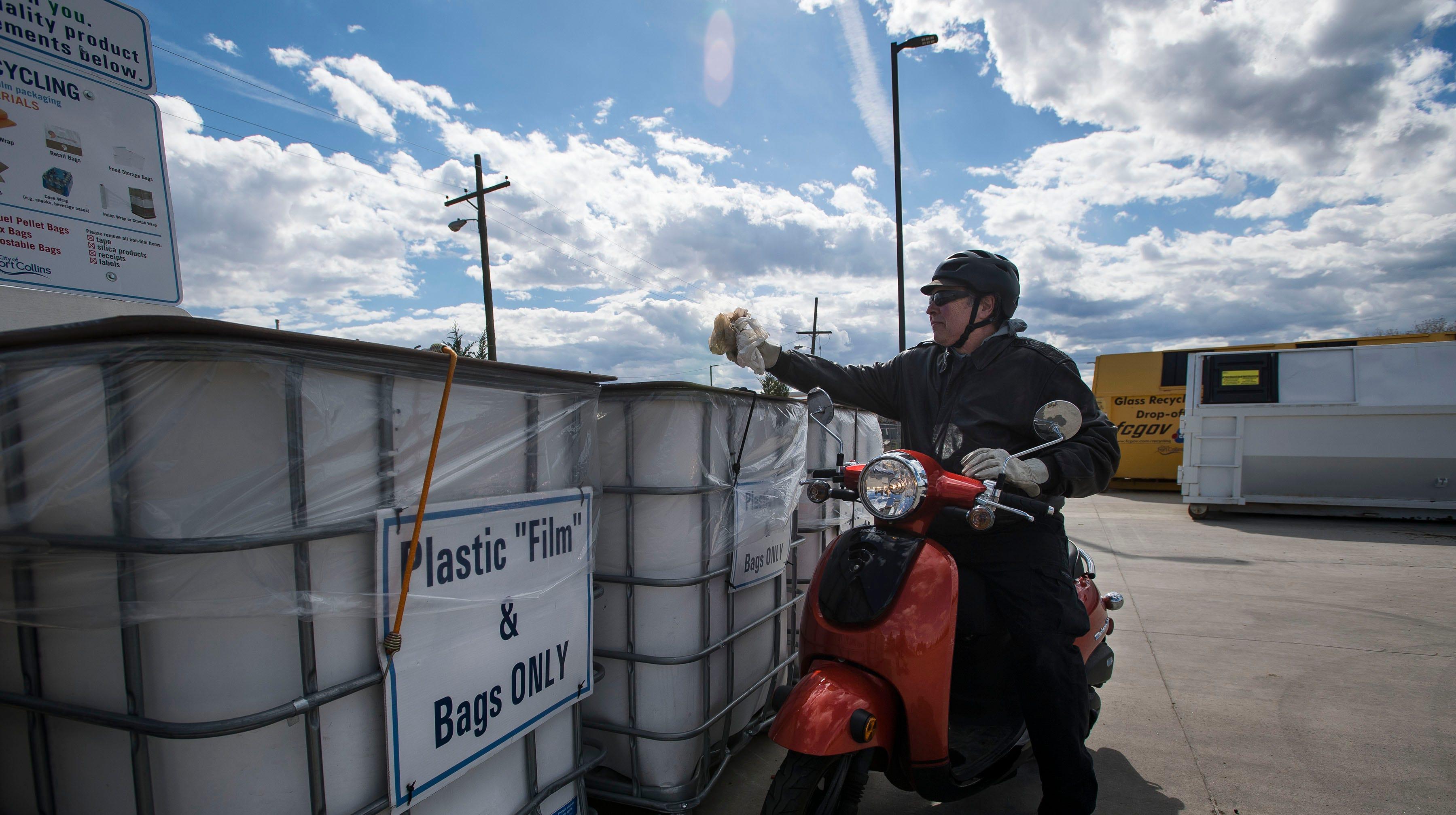 Fort Collins group wants plastic bag ban on next ballot