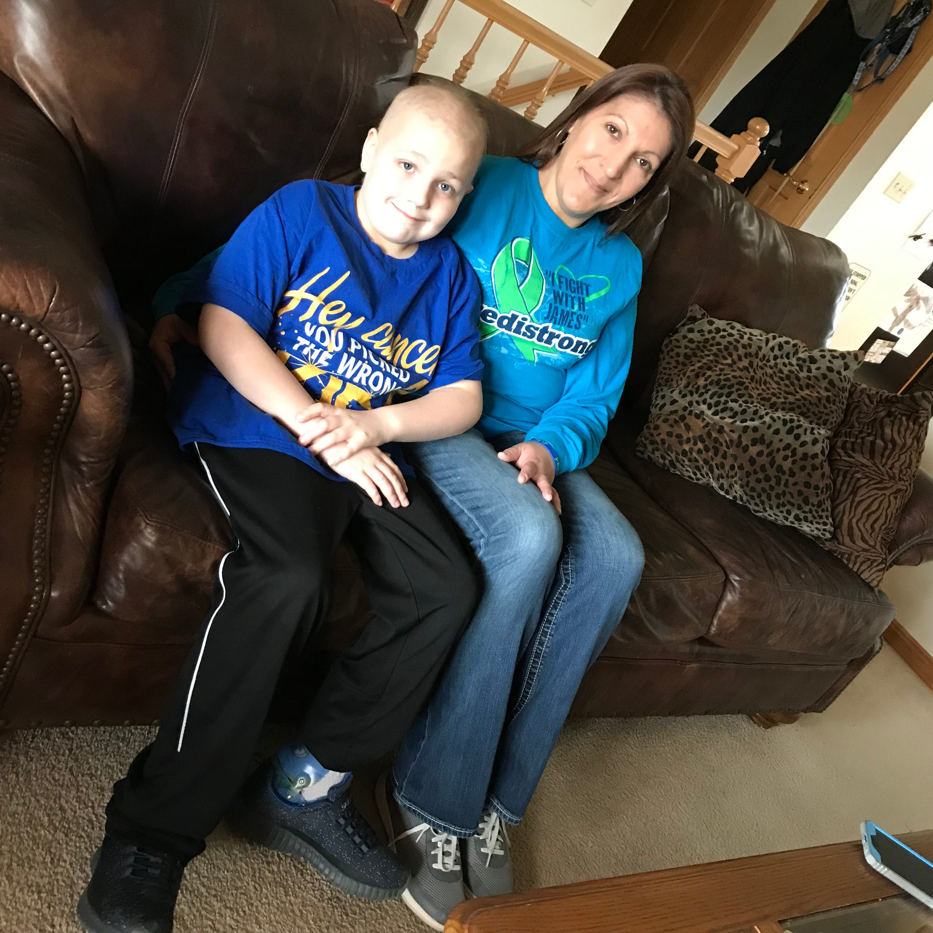 Fundraiser set for May 4 for family of 7-year-old boy fighting cancer