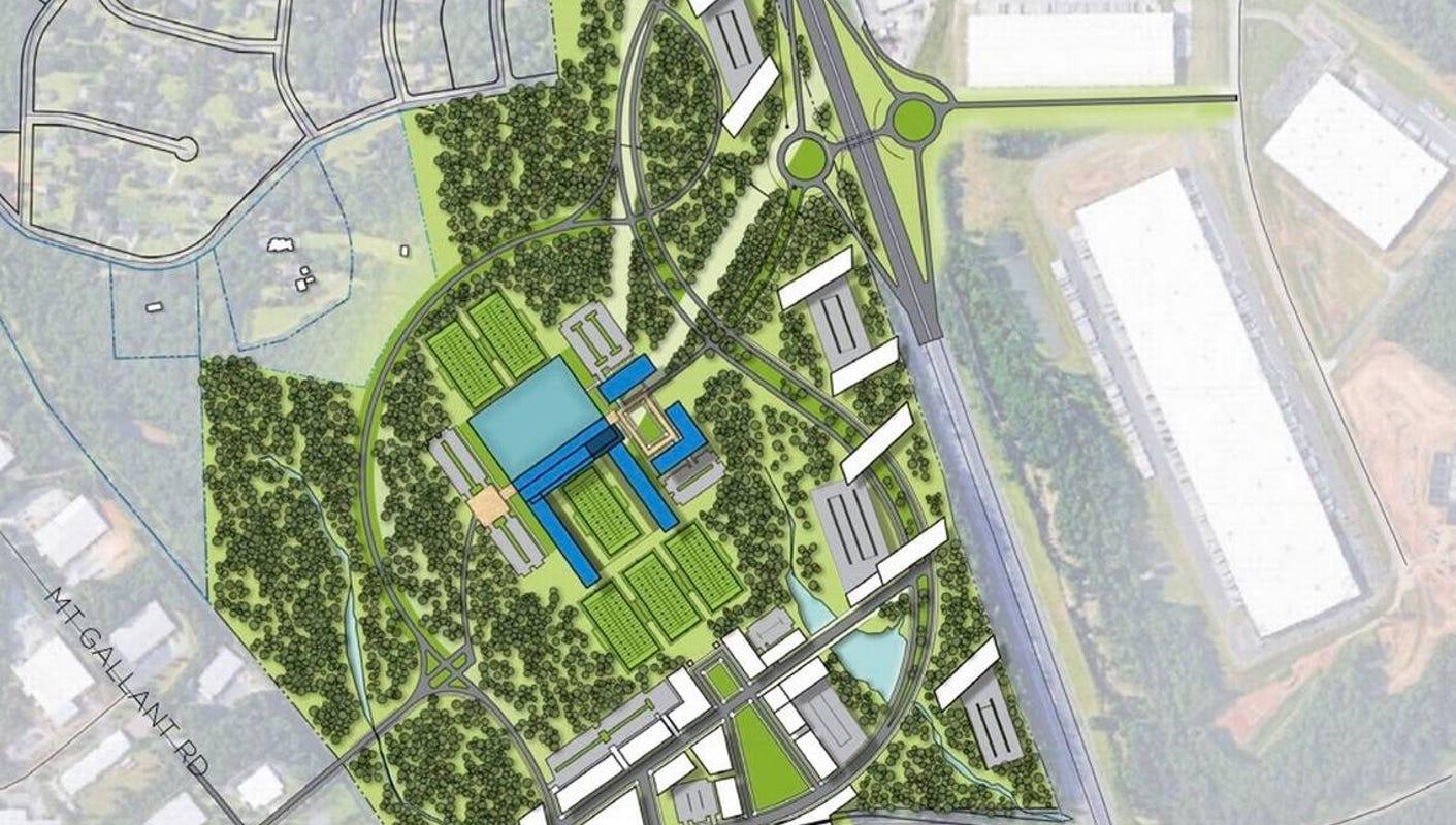 Carolina Panthers plan sprawling facility, hotel for SC