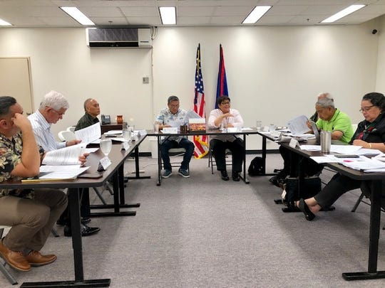 Guam Election Commission members on Tuesday night seek legal counsel review of laws before they impose penalties on about 154 public officials who failed to file their 2018 personal financial disclosure forms by the 5 p.m. April 22 deadline.