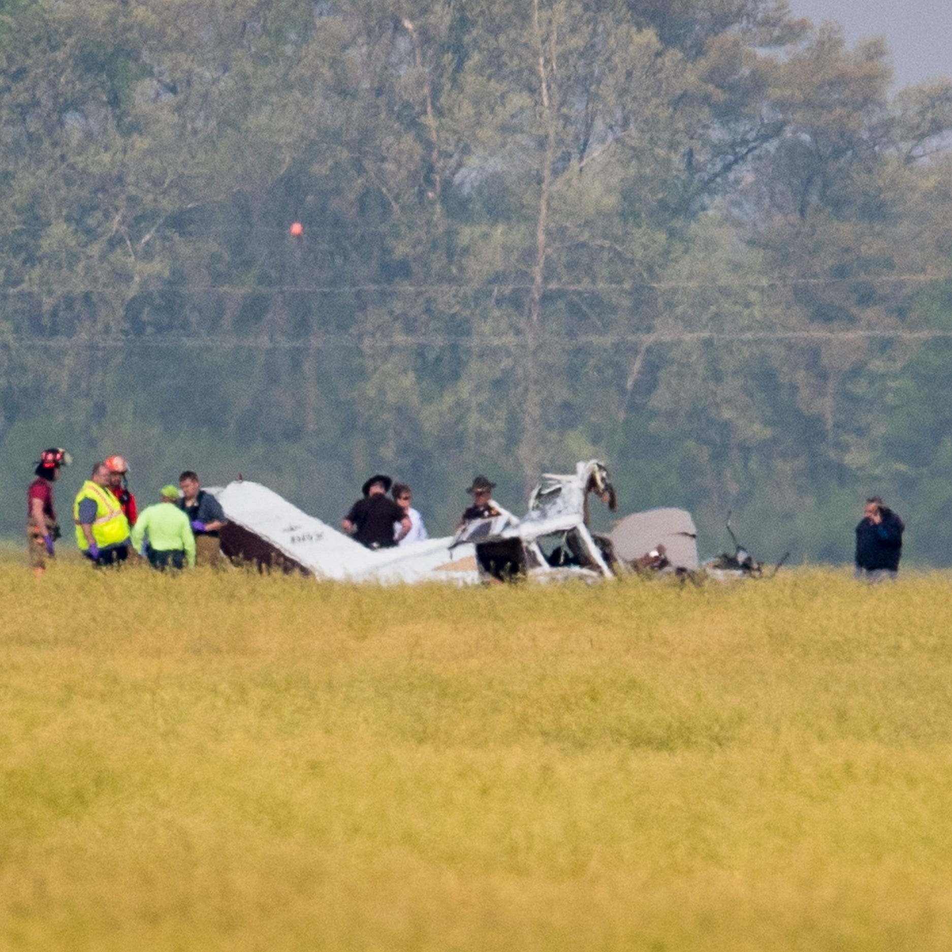 Federal report on Henderson plane crash notes fuel status, pilot experience