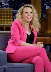 """Kate McKinnon is one of the stars of """"Yesterday,"""" which will be screened at Indy Film Fest."""