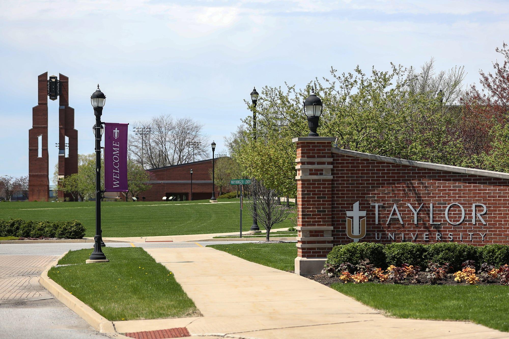 Taylor University in Upland, Indiana.