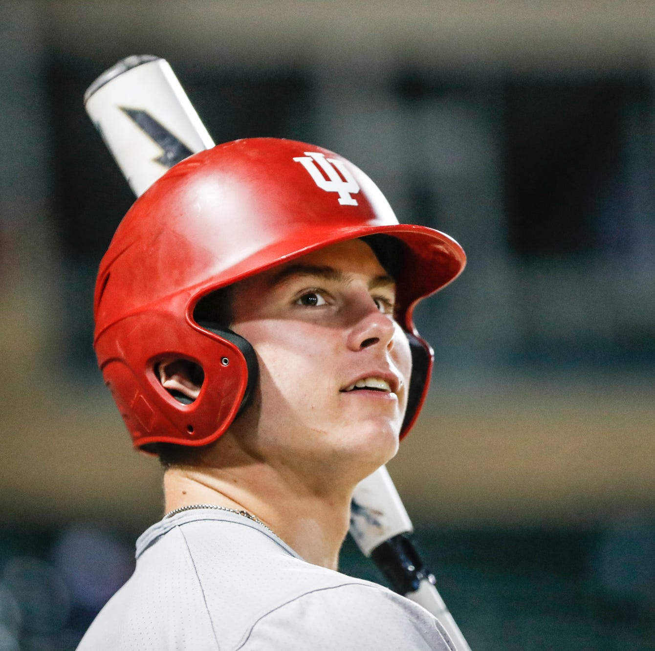 IU baseball's power surge keeps it atop Big Ten standings, striking distance of another NCAA berth