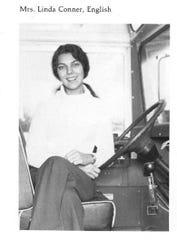 Linda Conner, English teacher at New Glarus High School in Wisconsin in 1985, steered Gregg Doyel toward his eventual career..