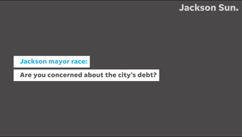 The five candidates for mayor of Jackson discuss how they would tackle the city's debt