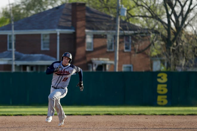 Harrison graduate Grant McCoy is a part of a Lafayette Post 11 team that has played just five games this summer due to numerous cancellations.