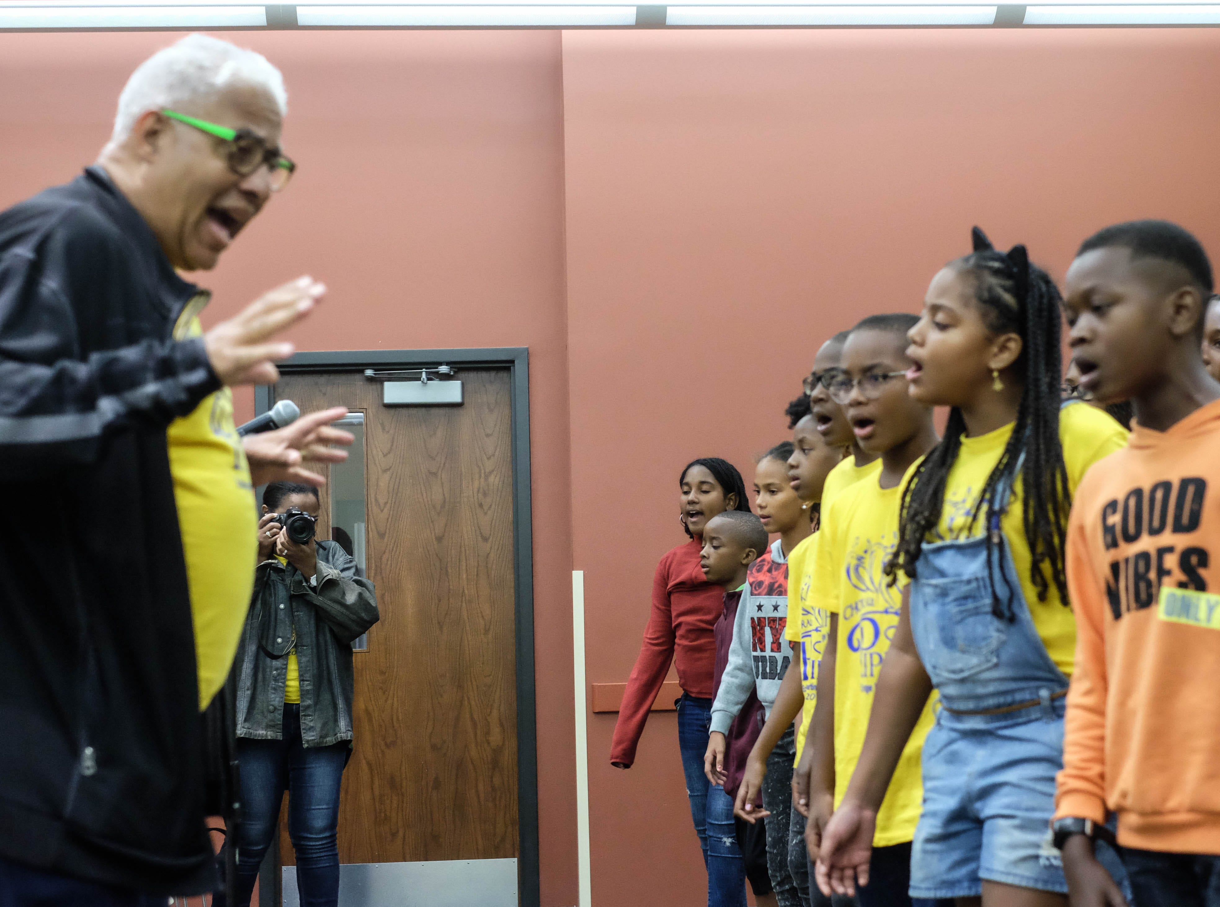 Students from Martinique will perform at Festival International on April 28, 2019, as part of an exchange program with Myrtle Place Elementary School in Lafayette.