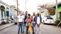 New Orleans band has been on the road since they appeared on NPR Tiny Desk in 2017