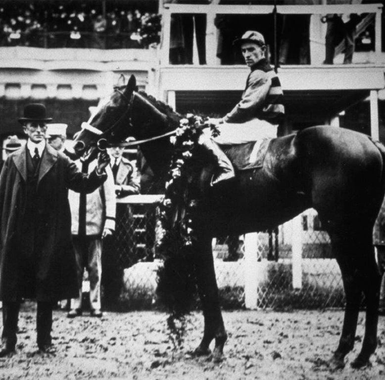 100 years later, unsolved mysteries still cloud the legacy of first Triple Crown winner