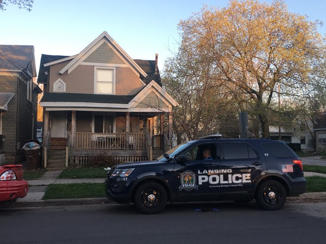 Two men were injured in a shooting April 24 in the 800 block of N. Seymour in Lansing, police said.