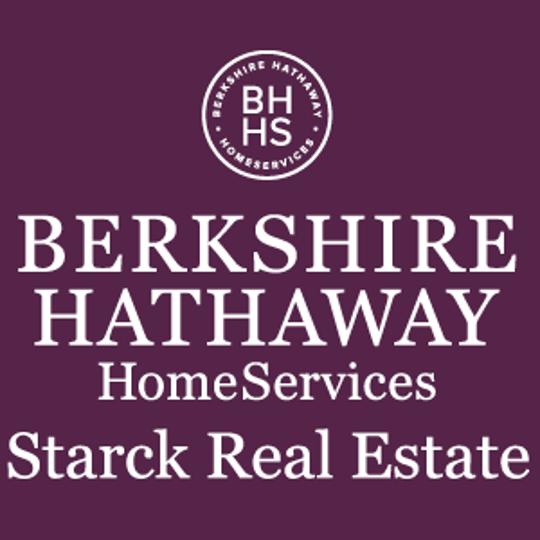 Berkshire Hathaway Starck Real Estate logo
