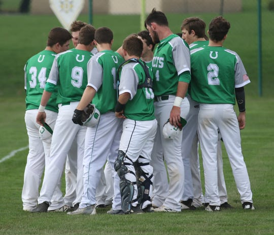 The Clear Fork baseball team completed the trifecta with an MOAC title on the diamond.