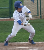 Ontario's Avery Fisher sports an on-base percentage of .569 and has the Warriors as the No. 3 team in the Richland County Baseball Power Poll.