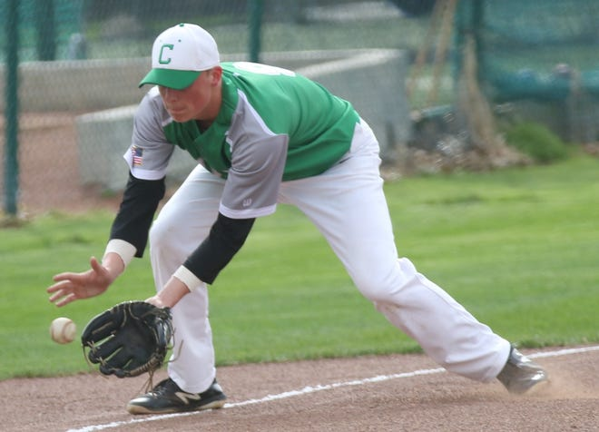 Clear Fork's Dylan Jewell has the Colts back on top of the Richland County Baseball Power Poll.