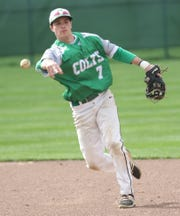 Clear Fork's Jaxon Walker will participate in the Galion Graders' Senior Farewell Game at 7 p.m. on Saturday.