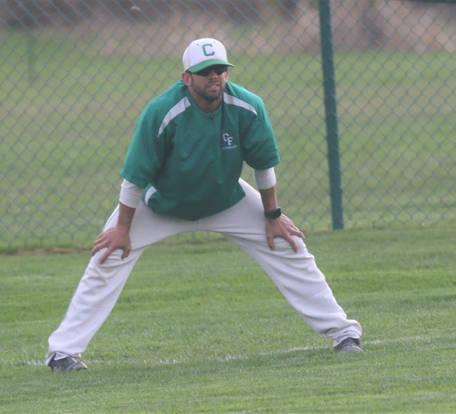 Clear Fork coach Joe Staab is relying on a new routine to help him get through baseball-less days.