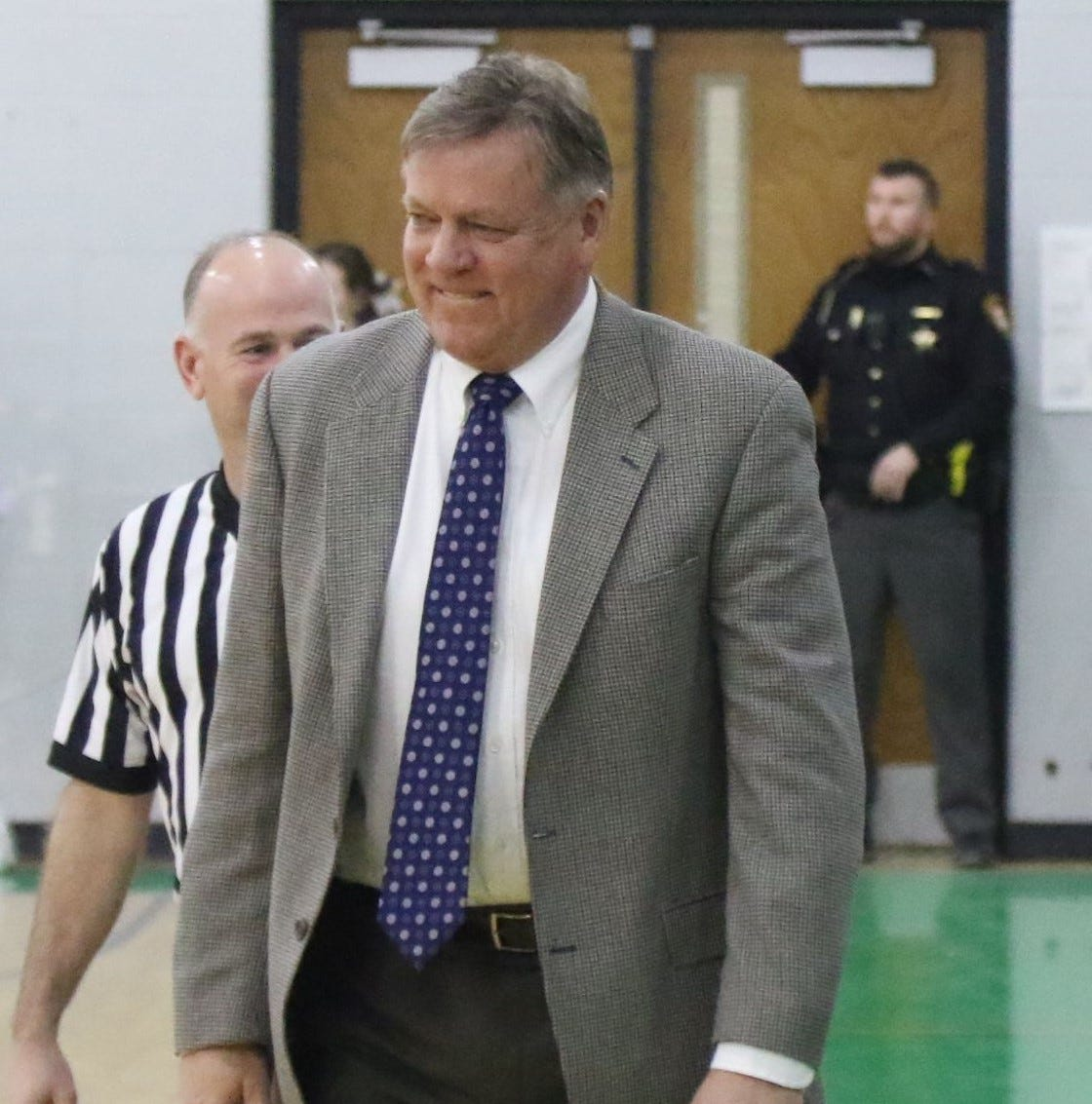 Ontario's Joe Balogh inducted to the Ohio High School Basketball Coaches Hall of Fame