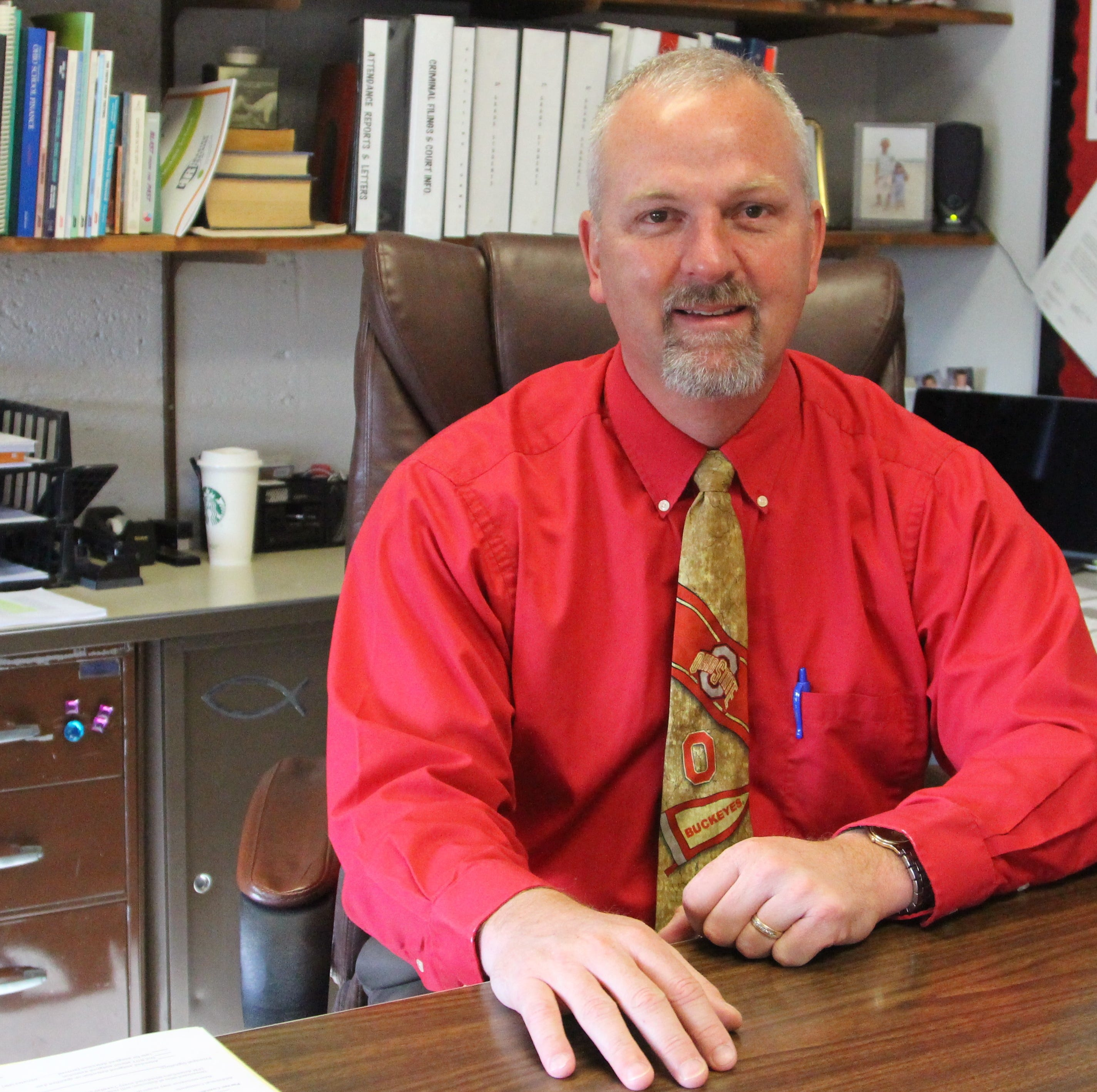 Pleasant's Warner to take over for Gast as Elgin superintendent