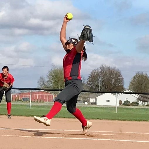 Girls Best of the Week: Softball teams start claiming championships
