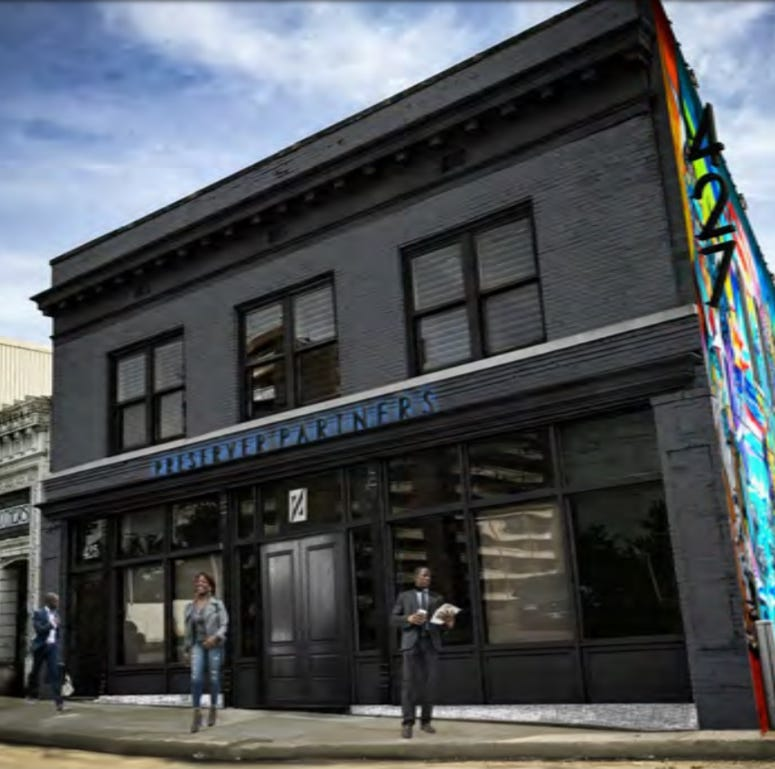 Investment firm headed to Edge; new retail space to open Downtown