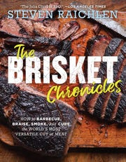 Steven Raichlen turns to brisket in his latest barbecue cookbook.