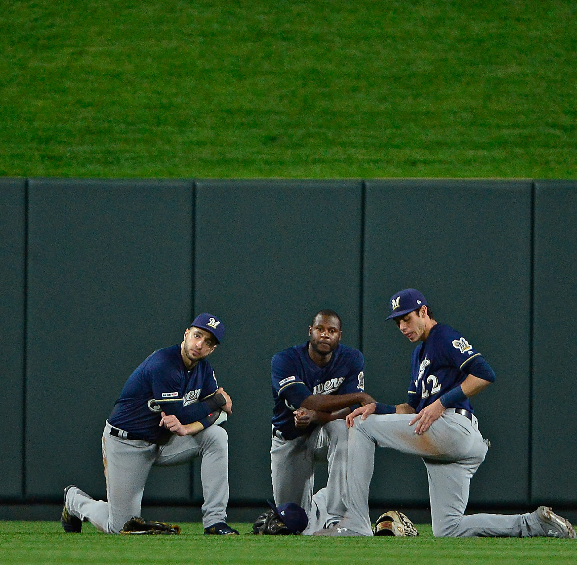 Thankfully for the Brewers, a tough April is finally winding down