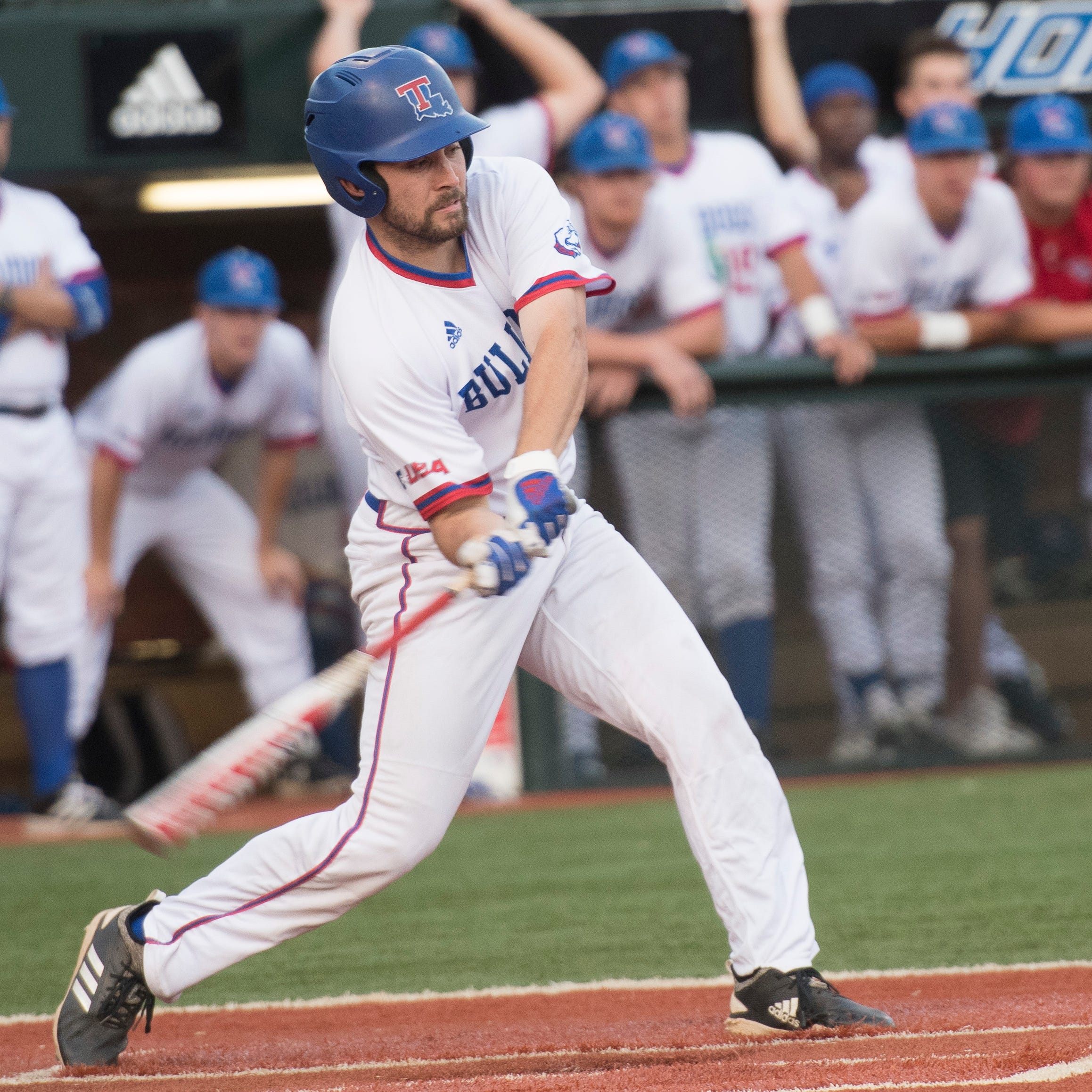 'It's the moment': Wells' walkoff homer lifts LA Tech over Little Rock