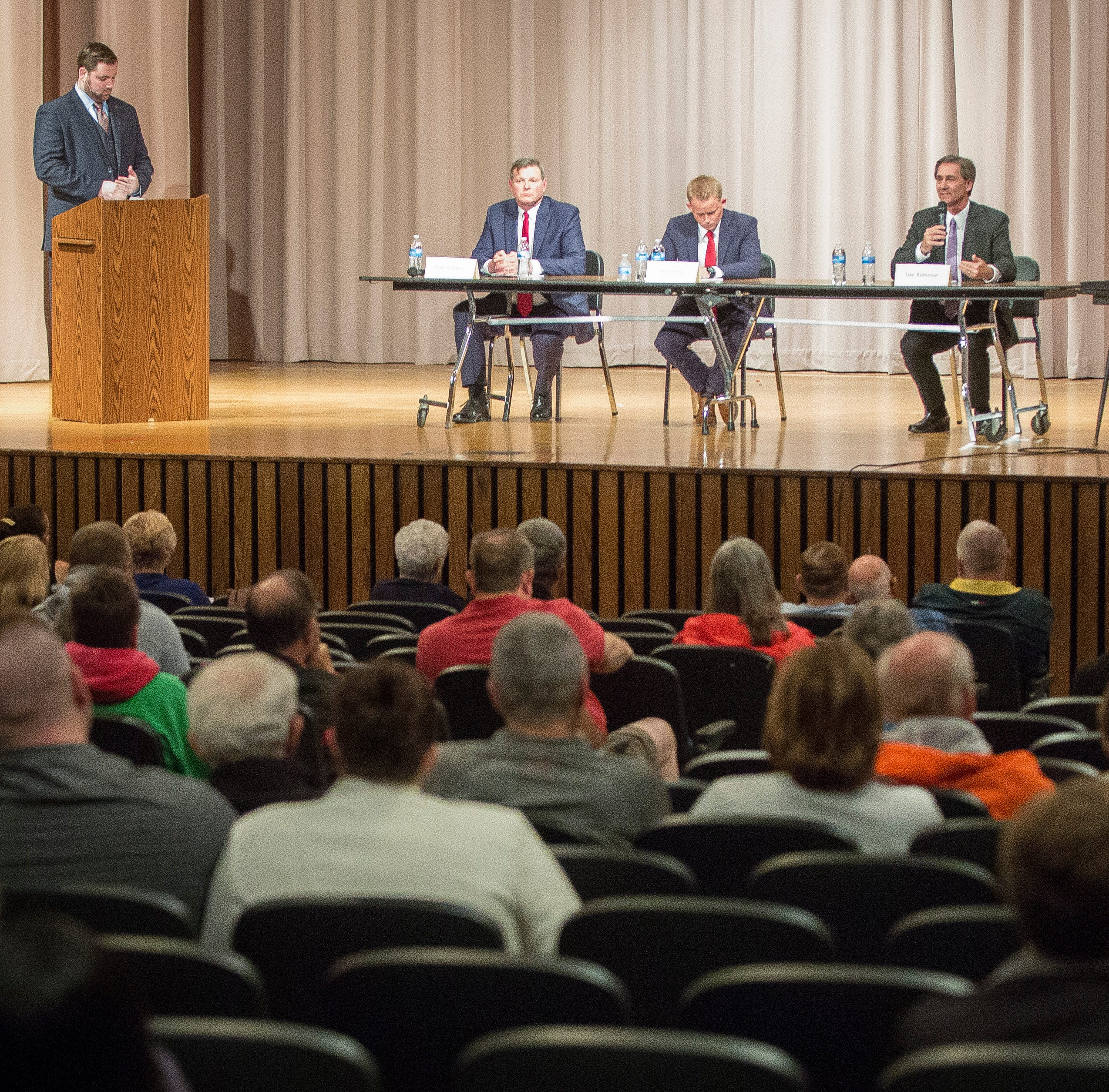 Republicans expand on citywide issues during crowded debate