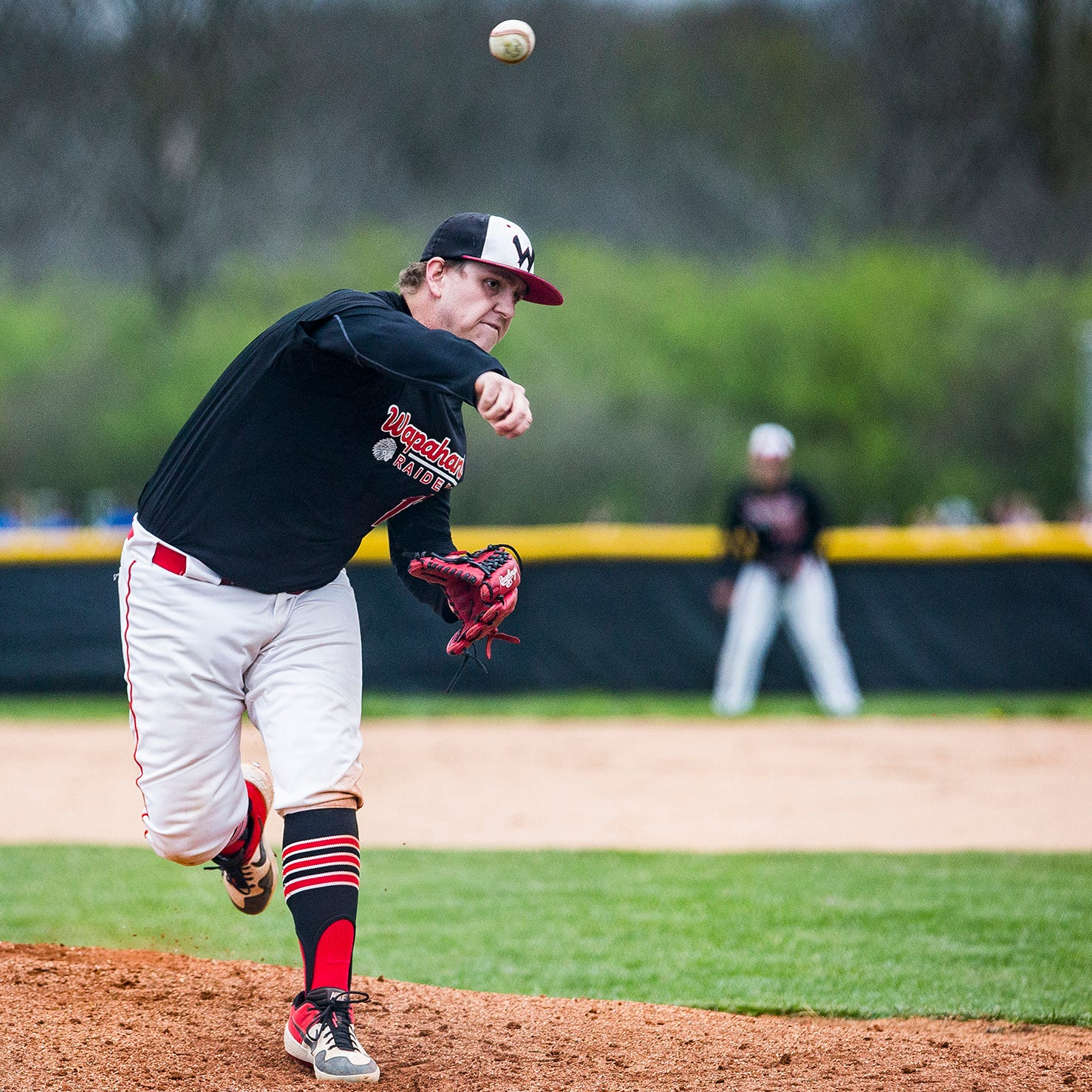 Wapahani, Yorktown ride strong pitching performances in Delaware County Tournament