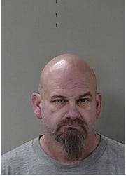Richard Curtis was arrested in connection with the shooting of a man in Rutherford County.