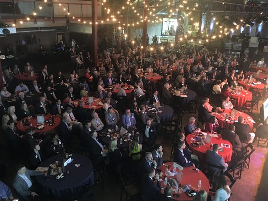 Williamson, Inc. hosted the sixth annual Outlook Williamson event on April 24, 2019 at The Factory at Franklin.