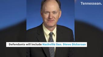 Lawsuit defendants will include Sen. Steve Dickerson, R-Nashville, Dr. Peter Kroll and former CEO John Davis.
