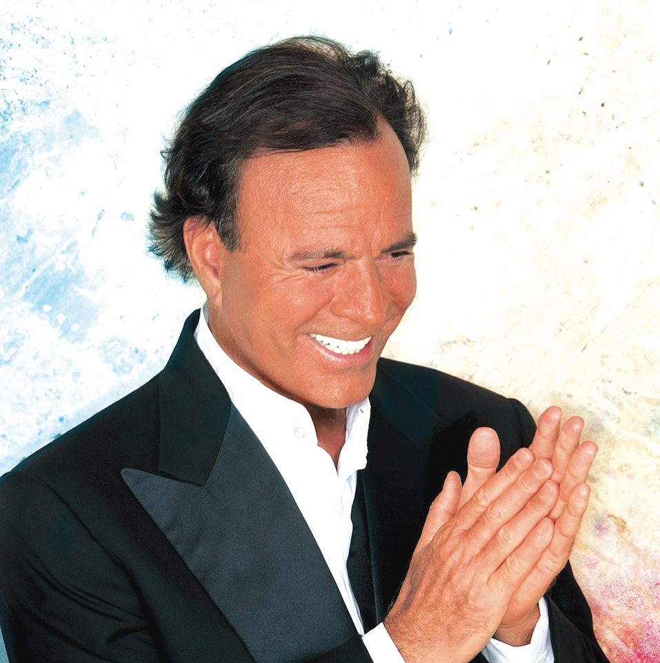 Ballad king Julio Iglesias coming to Hertz Arena this fall